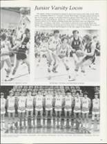 1975 Montpelier High School Yearbook Page 76 & 77