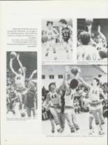 1975 Montpelier High School Yearbook Page 78 & 79