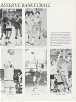 1975 Montpelier High School Yearbook Page 86 & 87