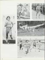 1975 Montpelier High School Yearbook Page 90 & 91
