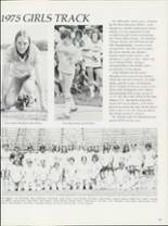 1975 Montpelier High School Yearbook Page 92 & 93