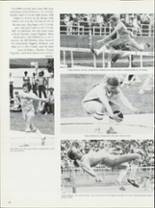 1975 Montpelier High School Yearbook Page 94 & 95