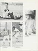 1975 Montpelier High School Yearbook Page 98 & 99