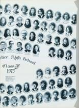 1975 Montpelier High School Yearbook Page 118 & 119