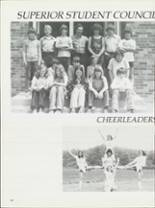 1975 Montpelier High School Yearbook Page 142 & 143