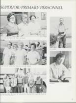 1975 Montpelier High School Yearbook Page 144 & 145