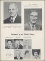 1956 Thomas Jefferson High School Yearbook Page 16 & 17