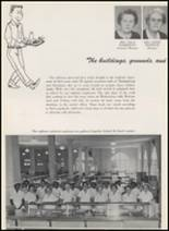 1956 Thomas Jefferson High School Yearbook Page 34 & 35