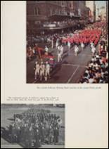 1956 Thomas Jefferson High School Yearbook Page 42 & 43