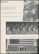 1956 Thomas Jefferson High School Yearbook Page 50 & 51