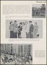 1956 Thomas Jefferson High School Yearbook Page 52 & 53