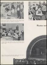 1956 Thomas Jefferson High School Yearbook Page 56 & 57