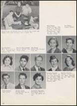 1956 Thomas Jefferson High School Yearbook Page 66 & 67