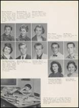 1956 Thomas Jefferson High School Yearbook Page 68 & 69