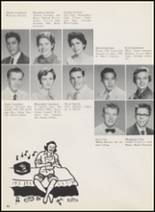 1956 Thomas Jefferson High School Yearbook Page 70 & 71