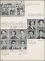 1956 Thomas Jefferson High School Yearbook Page 72 & 73