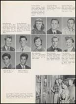 1956 Thomas Jefferson High School Yearbook Page 80 & 81