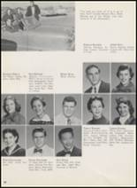 1956 Thomas Jefferson High School Yearbook Page 84 & 85