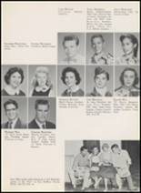 1956 Thomas Jefferson High School Yearbook Page 86 & 87