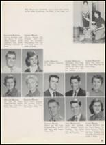 1956 Thomas Jefferson High School Yearbook Page 88 & 89