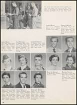 1956 Thomas Jefferson High School Yearbook Page 90 & 91
