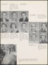 1956 Thomas Jefferson High School Yearbook Page 92 & 93