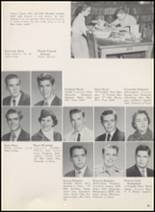 1956 Thomas Jefferson High School Yearbook Page 94 & 95