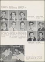 1956 Thomas Jefferson High School Yearbook Page 100 & 101