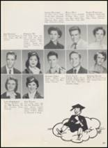 1956 Thomas Jefferson High School Yearbook Page 104 & 105