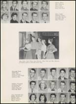 1956 Thomas Jefferson High School Yearbook Page 106 & 107