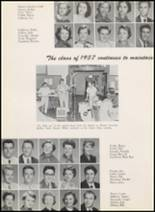 1956 Thomas Jefferson High School Yearbook Page 110 & 111