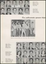 1956 Thomas Jefferson High School Yearbook Page 118 & 119