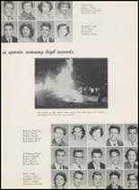 1956 Thomas Jefferson High School Yearbook Page 120 & 121