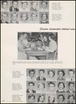 1956 Thomas Jefferson High School Yearbook Page 122 & 123