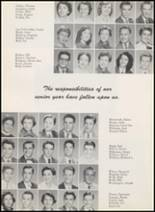 1956 Thomas Jefferson High School Yearbook Page 124 & 125