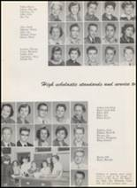 1956 Thomas Jefferson High School Yearbook Page 126 & 127