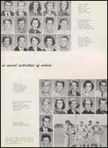 1956 Thomas Jefferson High School Yearbook Page 128 & 129