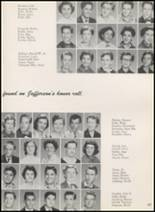 1956 Thomas Jefferson High School Yearbook Page 130 & 131