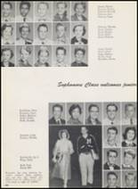 1956 Thomas Jefferson High School Yearbook Page 134 & 135