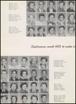 1956 Thomas Jefferson High School Yearbook Page 136 & 137