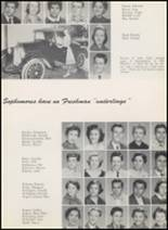 1956 Thomas Jefferson High School Yearbook Page 138 & 139
