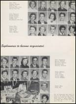 1956 Thomas Jefferson High School Yearbook Page 140 & 141