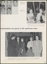 1956 Thomas Jefferson High School Yearbook Page 142 & 143
