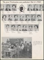 1956 Thomas Jefferson High School Yearbook Page 150 & 151