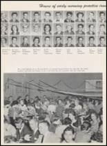 1956 Thomas Jefferson High School Yearbook Page 154 & 155