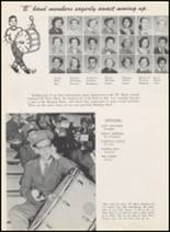 1956 Thomas Jefferson High School Yearbook Page 158 & 159