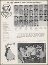 1956 Thomas Jefferson High School Yearbook Page 164 & 165