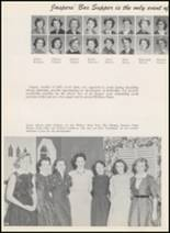 1956 Thomas Jefferson High School Yearbook Page 182 & 183