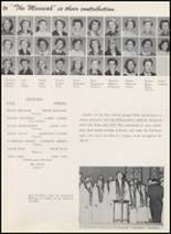 1956 Thomas Jefferson High School Yearbook Page 184 & 185