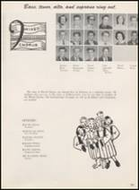 1956 Thomas Jefferson High School Yearbook Page 204 & 205